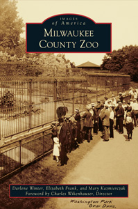 Milwaukee Country Zoo by Darlene Winter, Elizabeth Frank and Mary-Kazmierczak