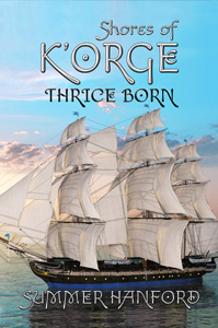 Shores of K'Orge by Summer Hanford